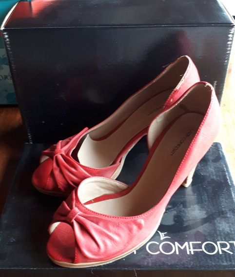 Zapatos Lady Confort Talle 36