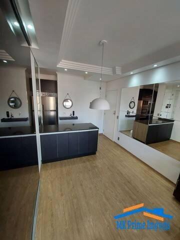 Imagem 1 de 14 de Apartamento 54m² Com 2 Dormitórios Em Barueri!! - 2097