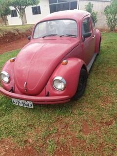 Volkswagen Vw Fusca 1500 52cv
