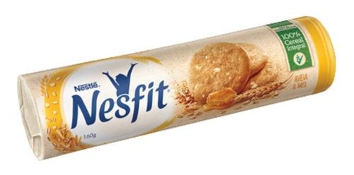 Biscoito Aveia E Mel Nesfit 160grs