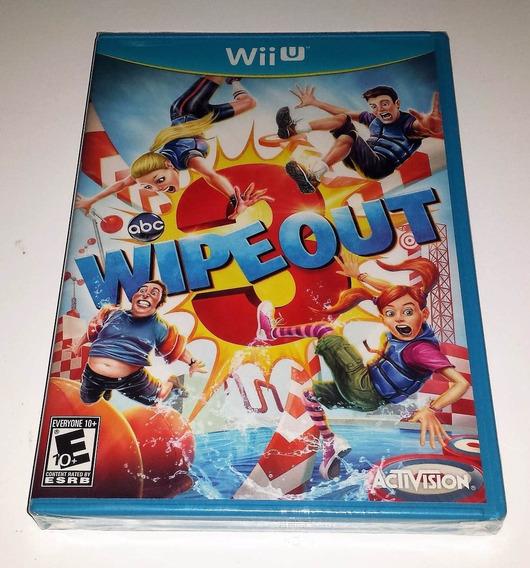 Jogo Nintendo Wii U Original Mídia Física Envio Apenas 12,00