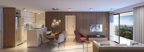 Apartamento Com 2 Dormitórios À Venda, 68 M² - Brooklin - São Paulo/sp - 15628