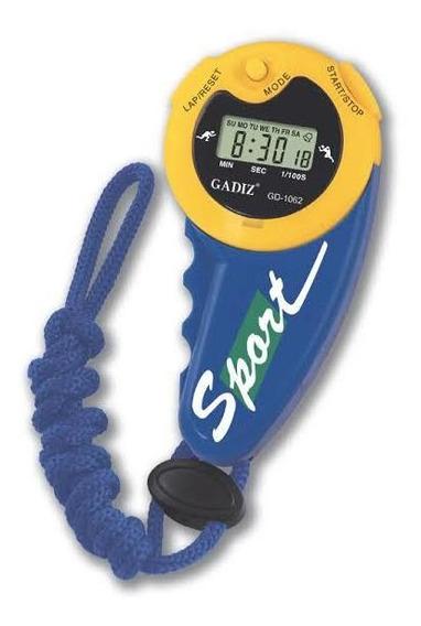 Paquete De 10 Cronómetro Gadiz Modelo Gd-1041