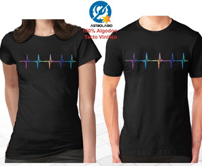Playera Lgbt Gay Arcoíris Pride Marcha