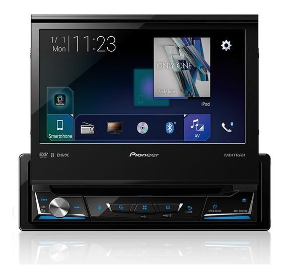 Multimídia Receiver Pioneer 7 Pol Bluetooth Avh-z7180tv