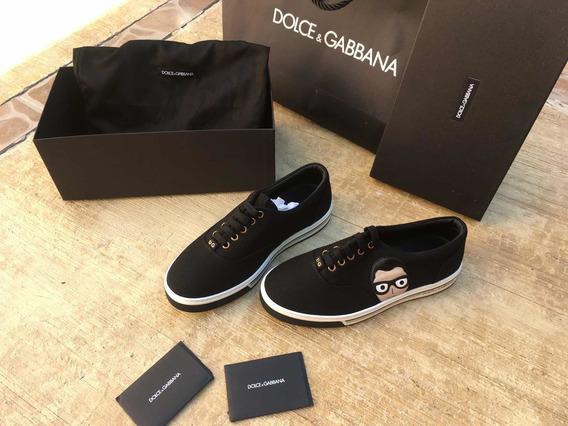 Tenis Dolce & Gabbana.100% Originales. Completamente Nuevos