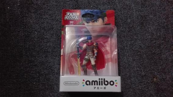 Amiibo Ike Nuevo Y Sellado Para Nintendo Wii U,smash Bros