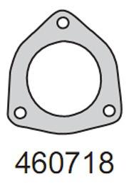 Junta Escape Peugeot 106/205/ Citroen Ax 1.0/1.1/1.4