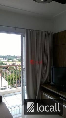 Apartamento Residencial Para Locação, Higienópolis, São José Do Rio Preto. - Ap0222