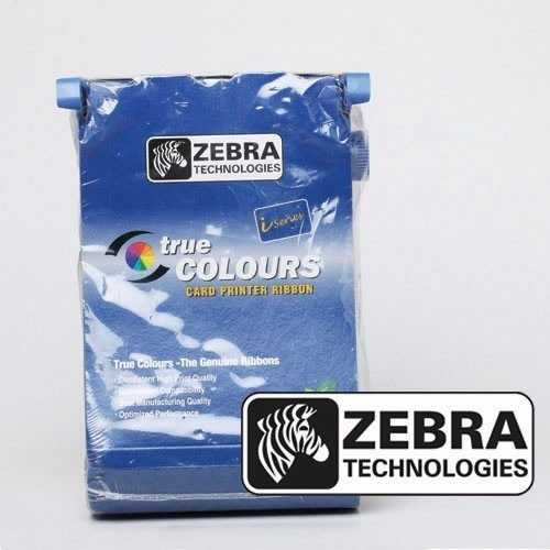 Zebra Cartucho De Fita Colorida 5 Pain Ymck
