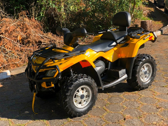 Quadriciclo Can Am 400 Max Xt ( Completo )