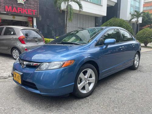 Honda Civic 2007 1.8 Ex 4 P