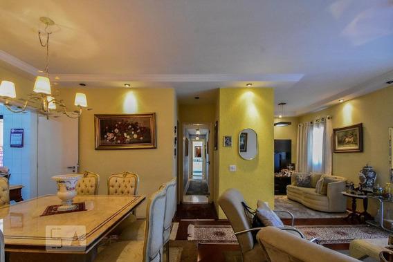 Apartamento Para Aluguel - Brooklin, 3 Quartos, 130 - 892923807