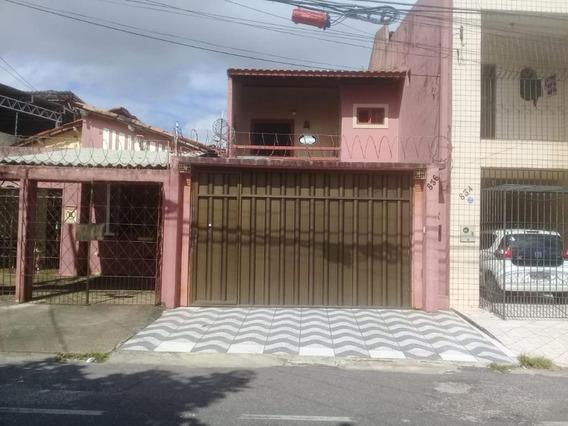 Casa Com 4 Dormitórios À Venda, 160 M² Por R$ 580.000,00 - Montese - Fortaleza/ce - Ca1450