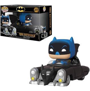 Funko Pop - Batman - Joker - Iron Man - Thanos - Batimovil