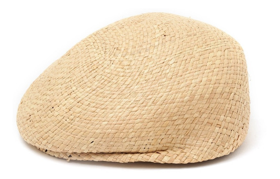 Boina Sombrero Rafia Hombre Mujer