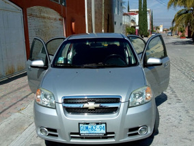 Chevrolet Aveo 1.6 E Abs 5vel Ee Ba Mp3 R-15 Mt 2011