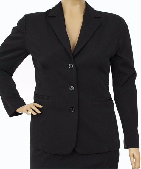 Blazer Social Gordinha Fashion,plus Size Direto Da Fábrica