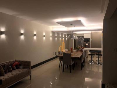 Apartamento Residencial À Venda, Bairro Jardim, Santo André. - Ap1041