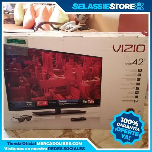 Televisor 3d Vizio Smart Tv E420d-a0 E-series De 42 Pulgadas