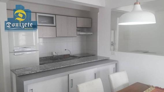 Apartamento Residencial À Venda, Campestre, Santo André. - Ap2569