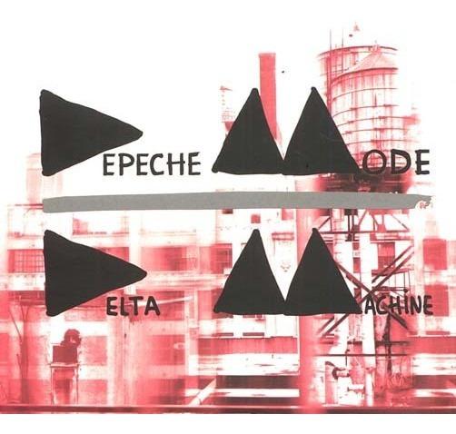 Cd - Delta Machine - Depeche Mode