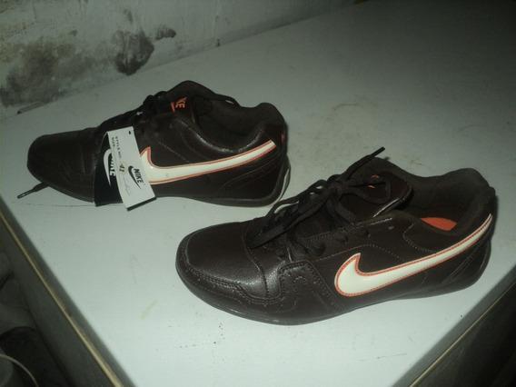 Zapatos Nike De Cuero