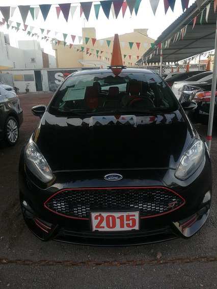 Ford Fiesta 1.6 St Mt 2015