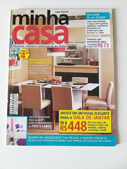 Revista Minha Casa 24 De Abril De 2012