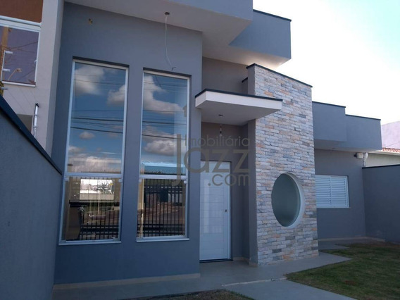 Casa Térrea No Parque Jambeiro - Ca4295