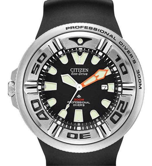 Citizen Promaster Reloj Deportivo Negro De Buzo Profesional