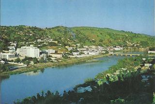 Itp-4402- Postal Itaperuna, R J - Vista Do Rio Muriae
