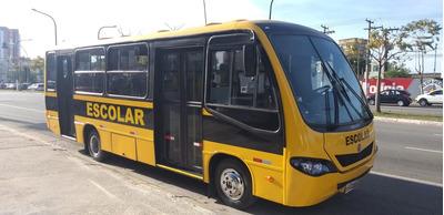 Oportunidade Micro Ônibus Escolar A Pronta Entrega