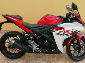 Hermosa Yamaha Yzf R3