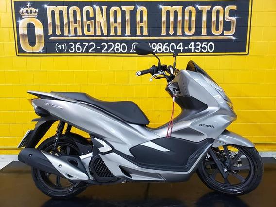 Honda Pcx 150 - Prata - 2019 - Km 3.000 - 1197740-1073