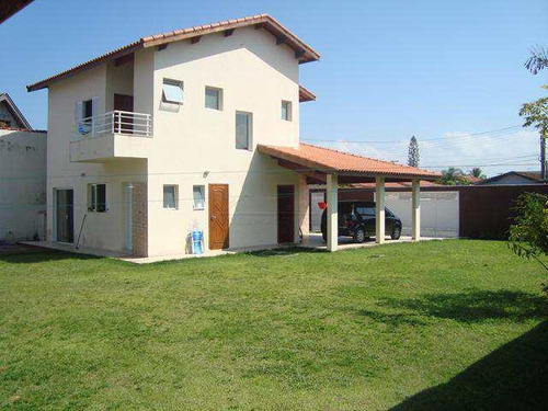 Sobrado Com 3 Dorms, Jardim Grandesp, Itanhaém - R$ 850.000,00, 291m² - Codigo: 730 - V730