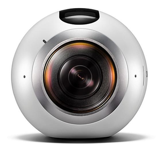 Camara Gear 360 Stand Incluido Wearable Samsung