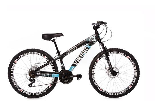 Bicicleta Aro 26 Viking Tuff 21v Disco Shimano