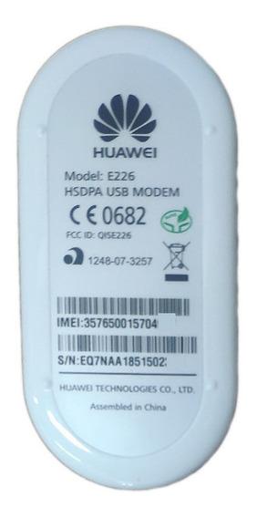 Huawei E220 Modem Usb Com Suporte De 3.5g, 3g, E 2g