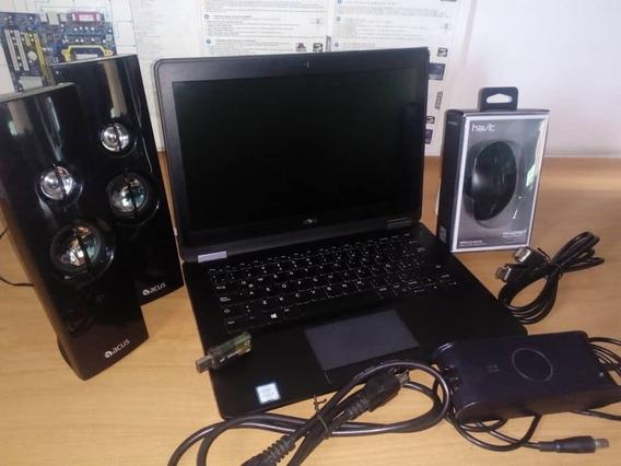 Lapto Marca Dell Intel Core I-7 De 6ta Con 8g De Ram