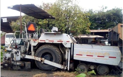 Asfaltadora Finisher Pavimentadora Ingersoll Rand Cr452