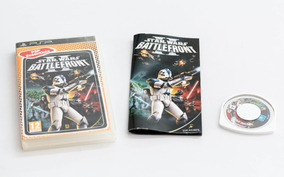 Jogo Star Wars Battlefront Ii Original - Sony Psp - Umd