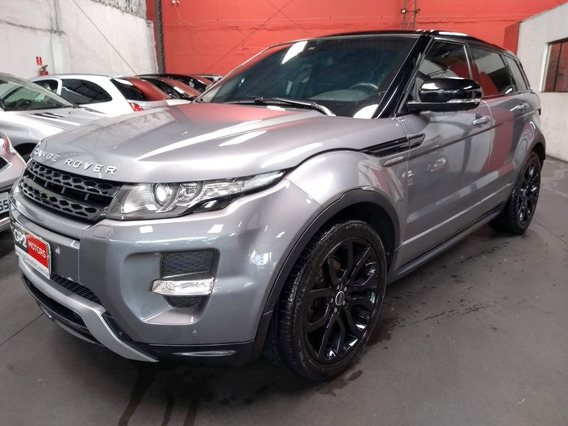 Land Rover Evoque 2.0 Si4 Dynamic Blindado 2011/2012