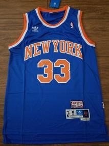 Camisa Regata De Basquete New York Knicks - Pat Ewing