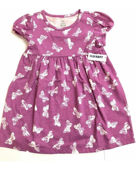 Vestido Mariposas Old Navy
