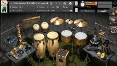 Ezx Latin Percussion+mega Packs De Percussao Completo.