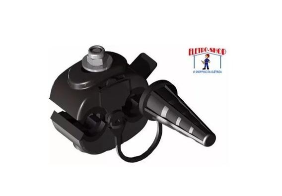 Kit 06 Conector Perfurante Derivação Cdp95 4-35mm 16-95mm