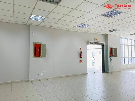 Sala Andar Corrido, 700m2, Centro De Blumenau - Sa0122