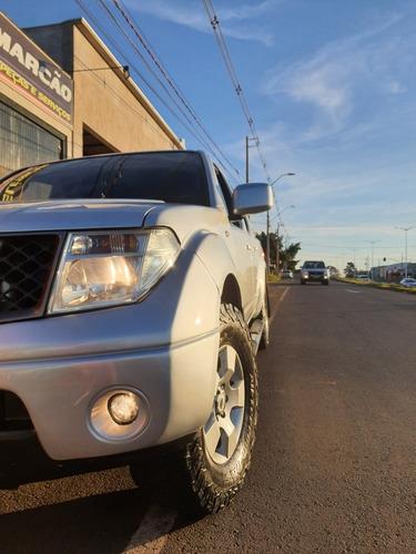 Nissan Frontier 2010 2.5 Se Cab. Dupla 4x2 4p