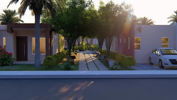 Casa De 2 Niveles En Punta Cana